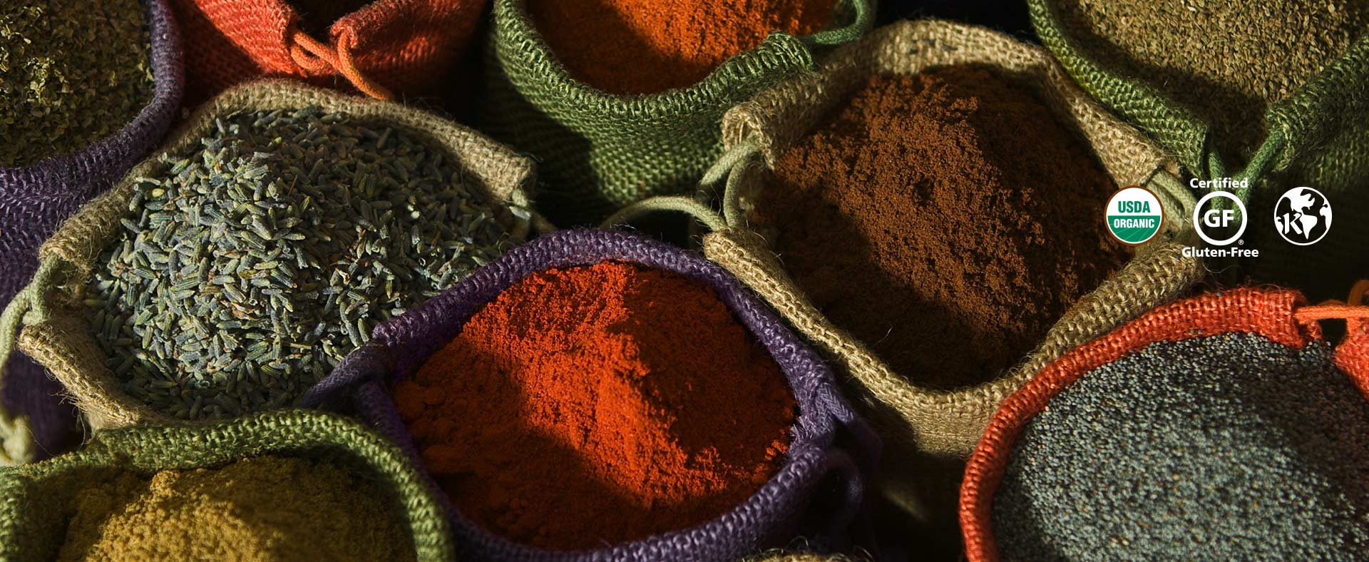 Fresh Flavorful Spices